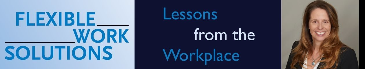 Lessons from the Workplace