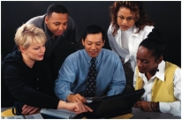 diverse meeting